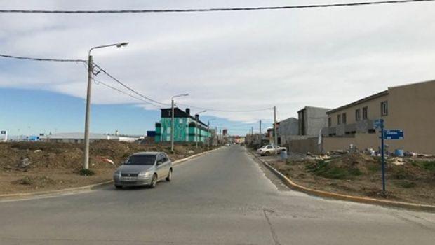 La calle Gálvez cambiará de sentido