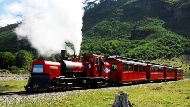 Vendieron el Tren del Fin del Mundo de Ushuaia