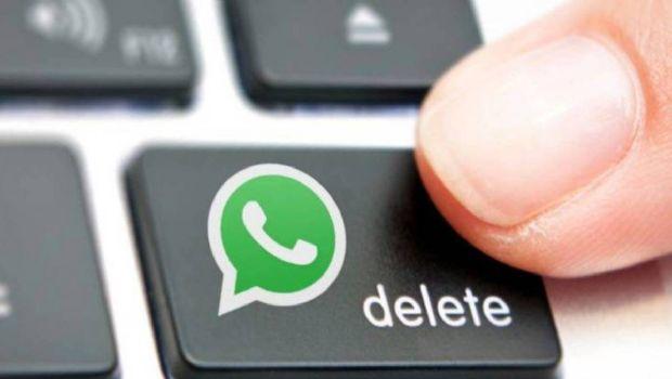 WhatsApp ya permite eliminar los mensajes enviados