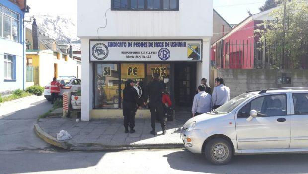 Delincuentes ingresaron al SIPETAX a punta de pistola