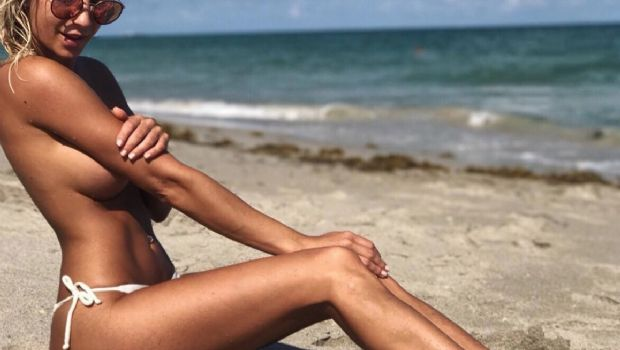 "Noelia Marzol se mostró ""al natural"" y habló del Photoshop"