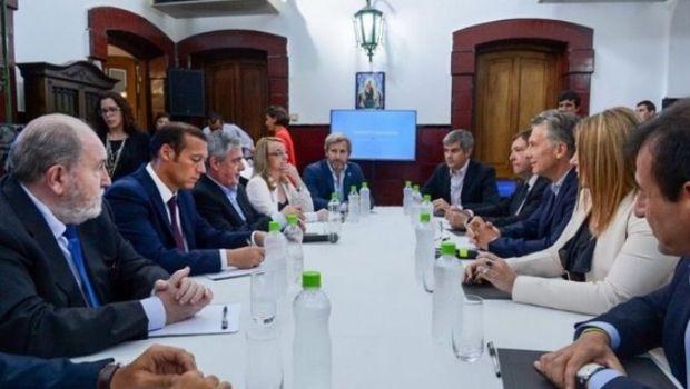 Bertone se reúne hoy con Macri en Buenos Aires