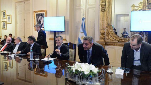 """Bertone: """"El presidente se comprometió a realizar modificaciones"""""""