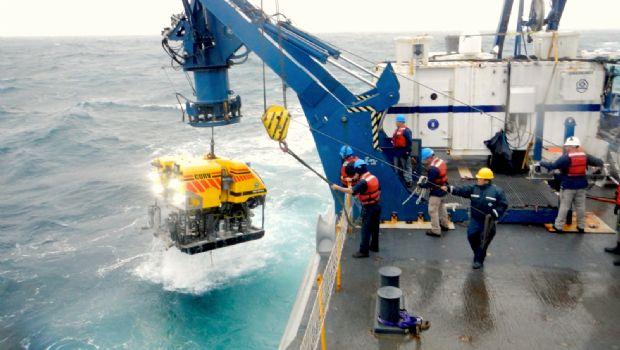 Estados Unidos despliega el CURV-21 para encontrar el ARA San Juan