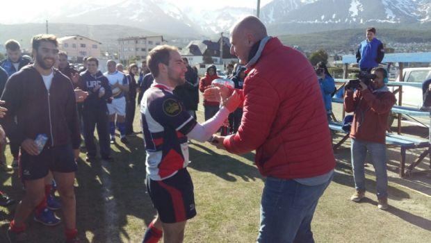 Ushuaia Rugby Club se consagró campeón