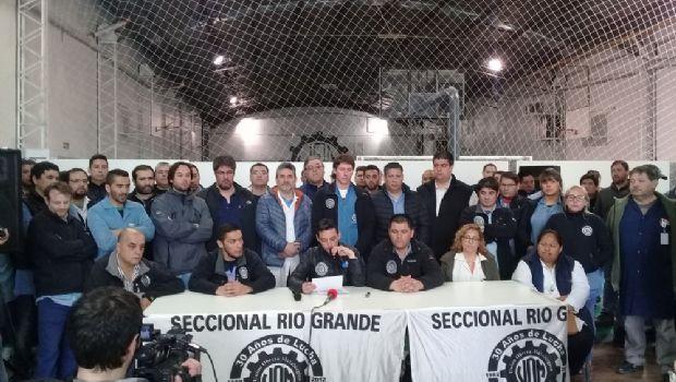 La UOM Río Grande confirmó que no firma acuerdo que congelaba salarios