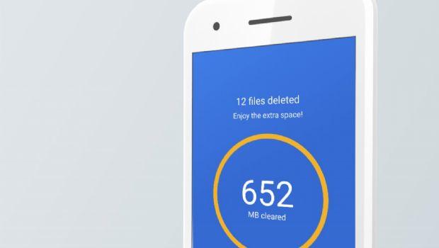 Files Go fue lanzado por Google para liberar espacio en el teléfono