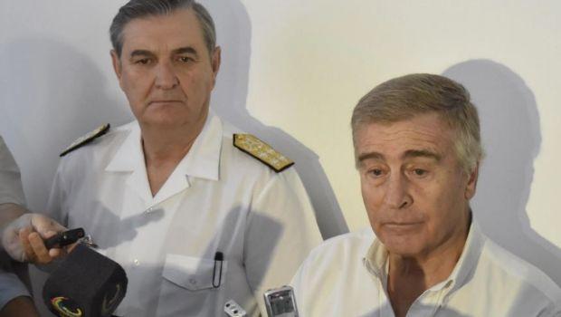 El Jefe de la Armada aseguró que el submarino siniestrado estaba en condiciones de navegar