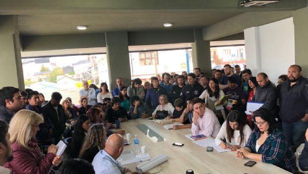 Representantes de barrios informales se pronunciaron en Ushuaia