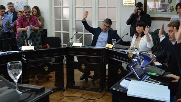 Concejo de Río Grande aprobó el Presupuesto 2018
