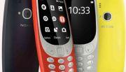"""Nokia presentó su modelo """"Retro"""" de celular"""