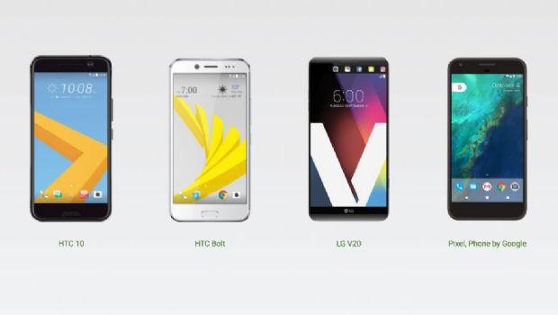 Google lanza un sitio para personalizar tu teléfono Android