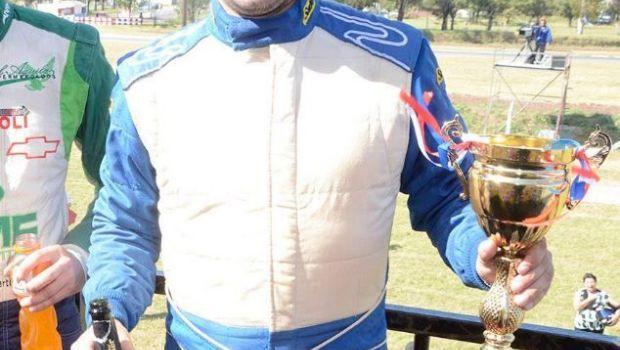 Excelente actuación de Lucas Yerobi en el Top Race