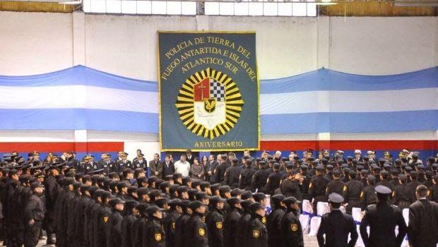Se abrió la inscripción para Agentes de Policía