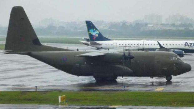 Polémica: Siguen los vuelos militares desde Malvinas a Brasil