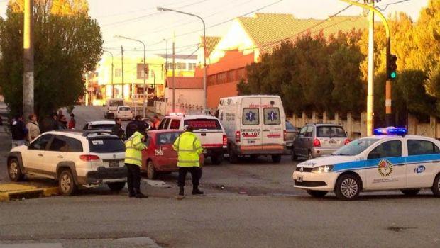 Un hombre fue atropellado mientras caminaba a su trabajo