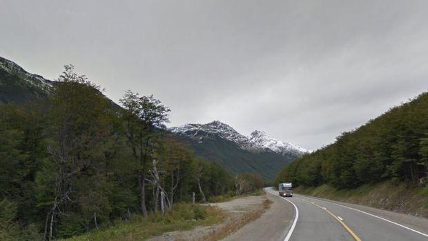 Ushuaia: Habilitan la circulación en Ruta 3