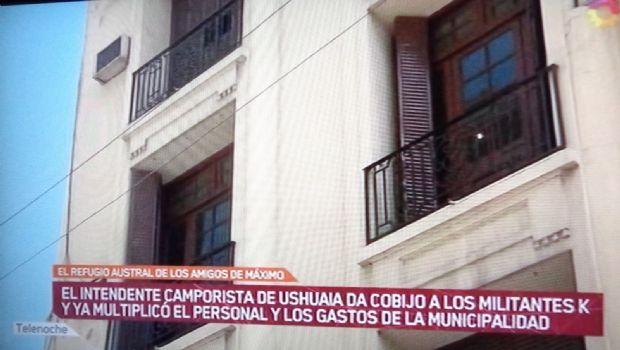 Duro informe de Telenoche sobre el intendente Vuoto