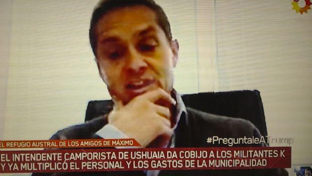 """El Municipio de Ushuaia acusó a Sciurano por """"falsa denuncia"""""""