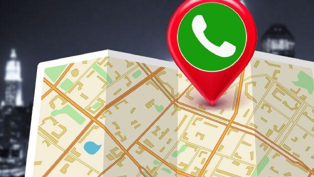 WhatsApp prepara la localización en tiempo real