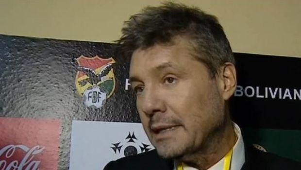 Marcelo Tinelli renunció a la AFA