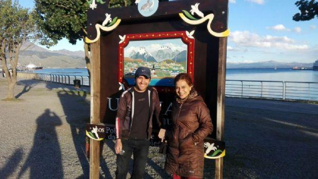 Ushuaia: Ganadores del sorteo para turistas