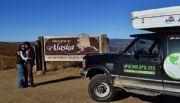 Viajaron de Alaska a Tierra del Fuego reciclando aceite vegetal