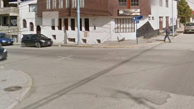 Un conductor alcoholizado chocó a 3 autos en Ushuaia