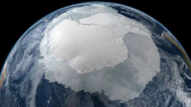 Encontraron 91 nuevos volcanes debajo de la Antártida
