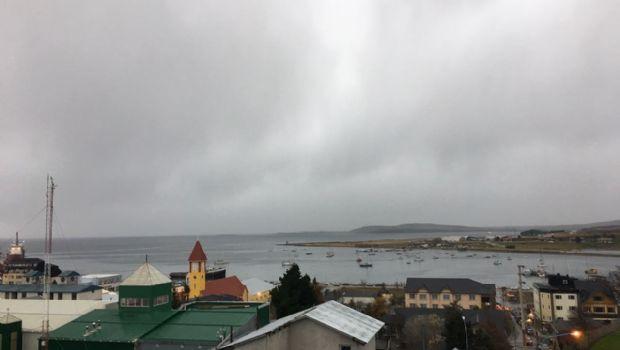 Lanzan un alerta meteorológico para Tierra del Fuego