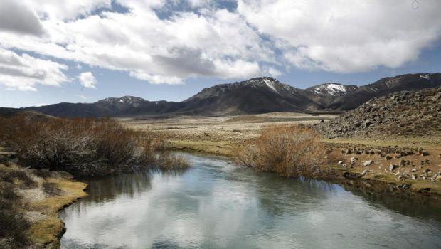 Excavaron cerca del río Chubut, sin resultados positivos