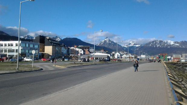 Cambian el sentido de circulación en varias calles de Ushuaia