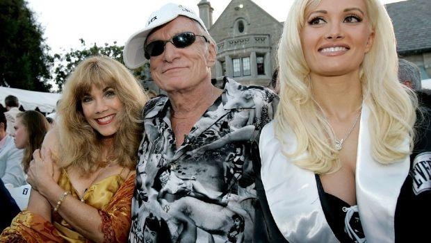 Murió Hugh Hefner, el fundador de la mansión Playboy