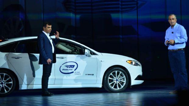 Intel y Mobileye presentaron su primer vehículo autónomo