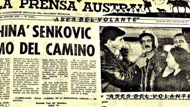 Falleció Senkovic, primer ganador del Gran Premio de la Hermandad