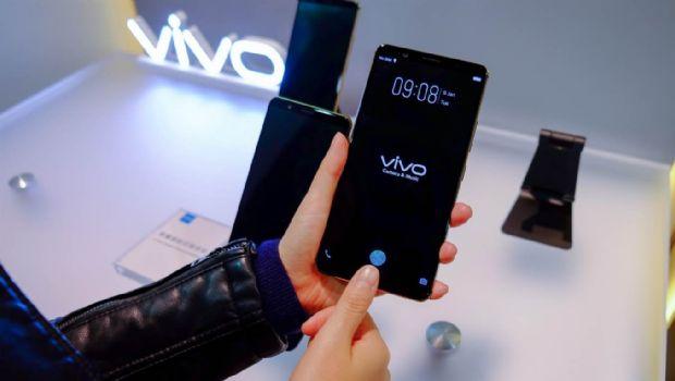 Presentan el primer teléfono con sensor de huellas invisible