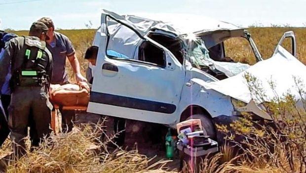 Matrimonio Accidente : Gravísimo accidente de matrimonio fueguino en ruta