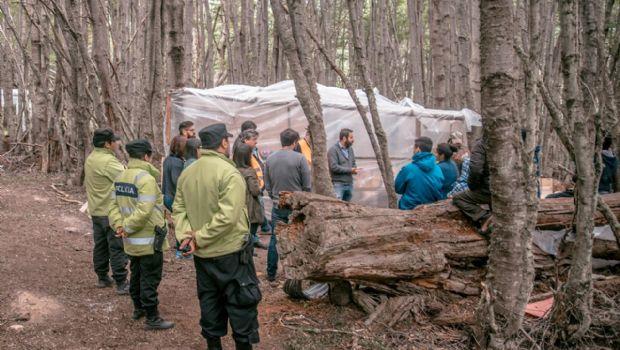 Desarticulan intento de ocupación de terrenos en Ushuaia