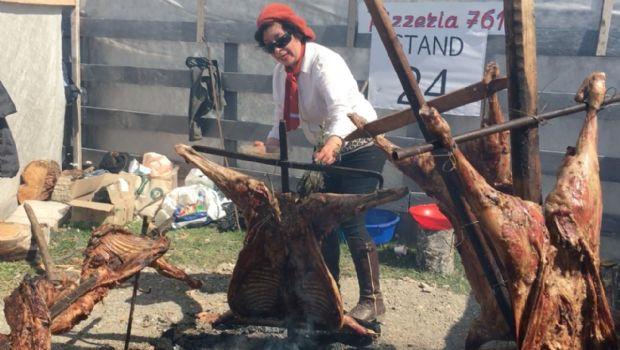 Más de 4500 personas participaron de asado en Porvenir