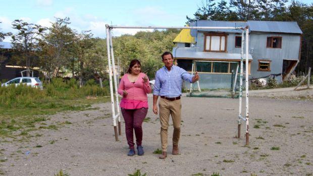 """Bertotto demandó al Municipio arreglar plazas en """"estado de abandono"""""""