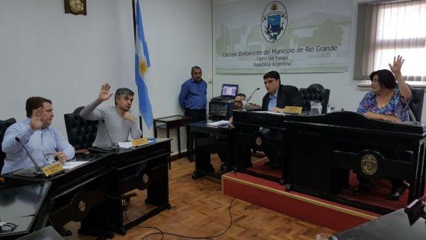 Renunció el Secretario Legislativo de Río Grande