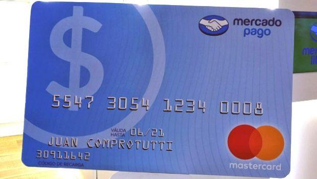 Mercado Libre lanzó su propia tarjeta prepaga
