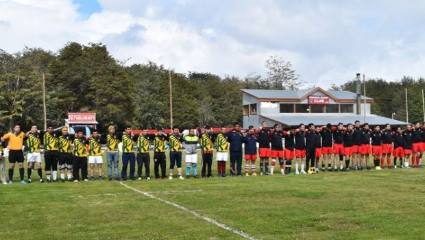 Presos de Río Grande y Ushuaia jugaron al rugby