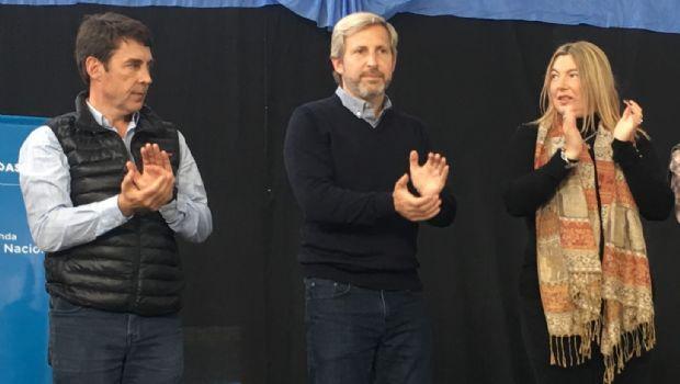 El Macrismo eligió a Stefani para disputarle la Gobernación a Bertone