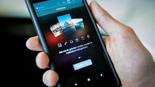"""La red social  """"Vero"""" reemplazaría a Instagram"""