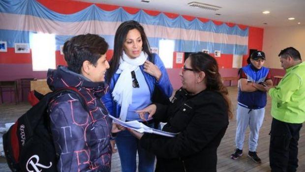 """Inspeccionaron las instalaciones de la asociación """"la Mateada"""""""