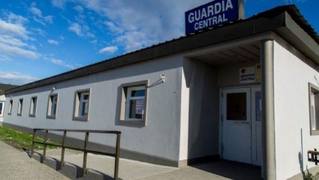 AHORA: Escape de Gas en el Hospital Regional Río Grande