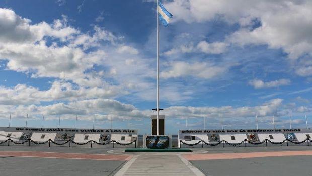 """Río Grande se prepara para celebrar la """"Semana de Malvinas"""""""