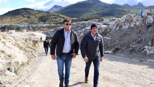 Bertotto alertó por el estado crítico del relleno sanitario en Ushuaia