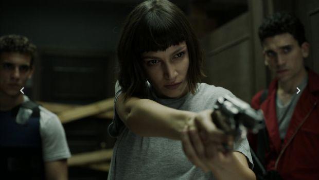 """""""La casa de papel: parte 2"""" se estrena en Netflix"""